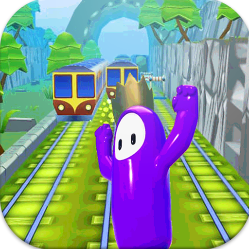 Subway Fall Run Guys 1.0 MOD APK Dwnload – free Modded (Unlimited Money) on Android