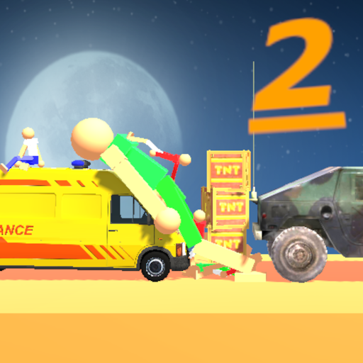 3D People Ragdoll Playground 2 2 MOD APK Dwnload – free Modded (Unlimited Money) on Android