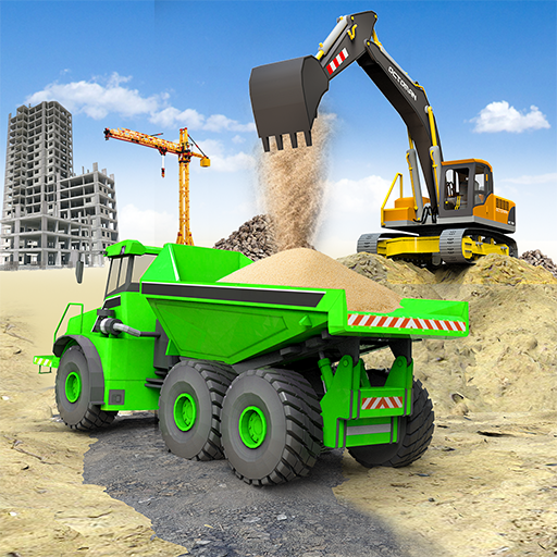 Heavy Construction Simulator Game: Excavator Games 1.0.2 MOD APK Dwnload – free Modded (Unlimited Money) on Android
