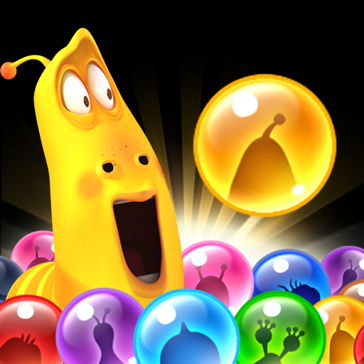 Larva Bubble Pop 1.1.6 MOD APK Dwnload – free Modded (Unlimited Money) on Android