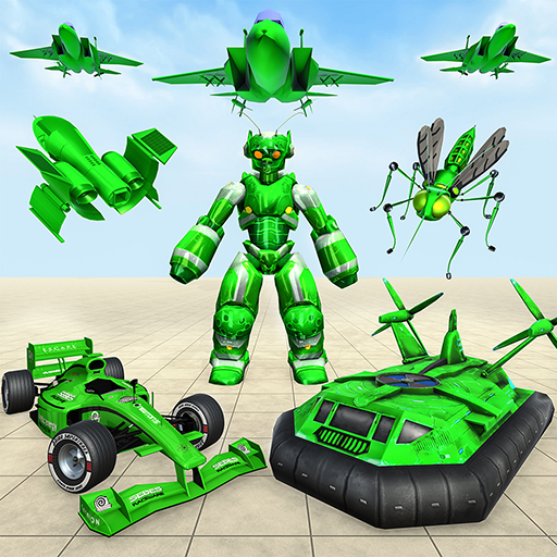 Mosquito Robot Car Games 2021 1.4 MOD APK Dwnload – free Modded (Unlimited Money) on Android