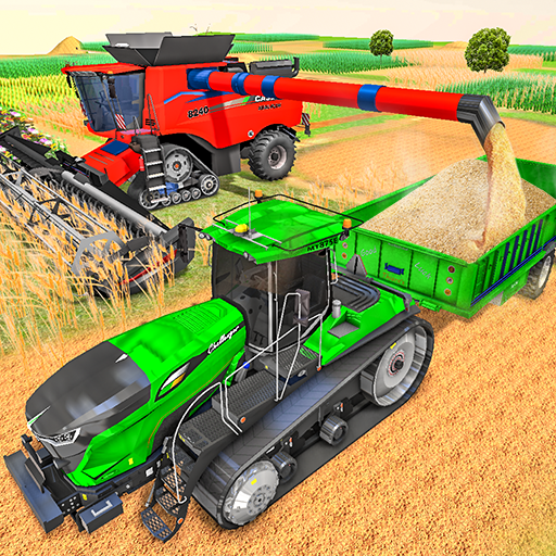 Pak Tractor Cargo 3D Farming 0.1 MOD APK Dwnload – free Modded (Unlimited Money) on Android