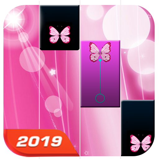 Piano Rose Tile Butterfly 2021 1 MOD APK Dwnload – free Modded (Unlimited Money) on Android
