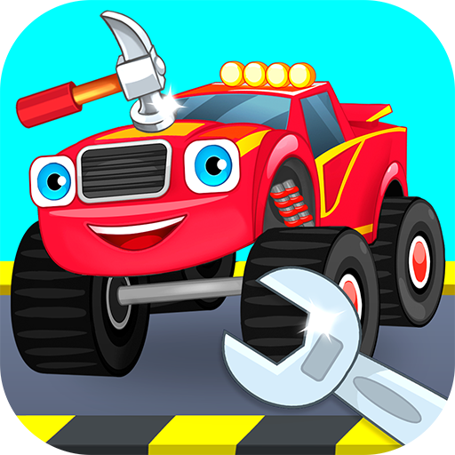 Repair machines – monster trucks 1.1.2 MOD APK Dwnload – free Modded (Unlimited Money) on Android