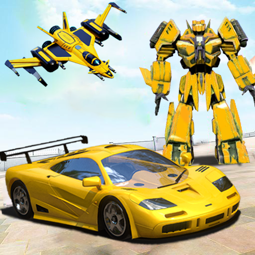 Robot Car Transformation 3D 1.1.18 MOD APK Dwnload – free Modded (Unlimited Money) on Android