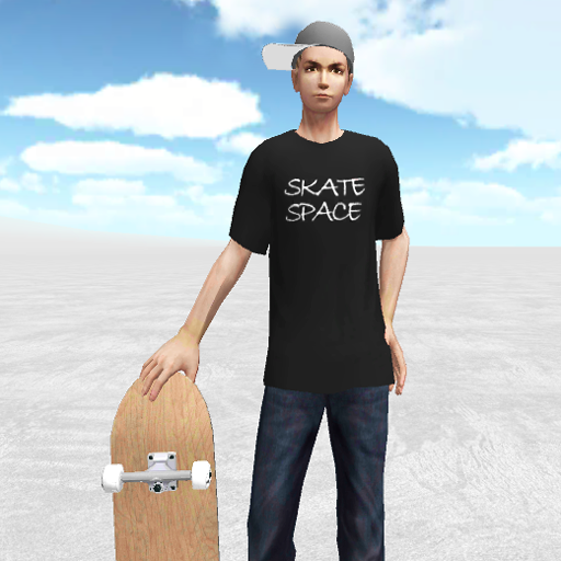Skate Space 1.441 MOD APK Dwnload – free Modded (Unlimited Money) on Android